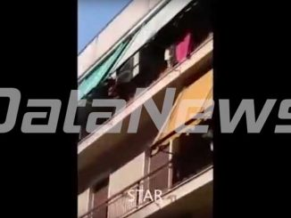 Ασυνείδητος πετάει σκύλο από τον τρίτο όροφο σε διαμέρισμα κοντά στην πλατεία Αμερικής