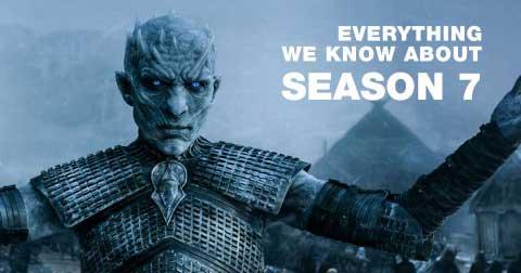 Games Of Thrones 7 - 18 εκατομμύρια views - Ότι ξέρουμε για την 7η σεζόν