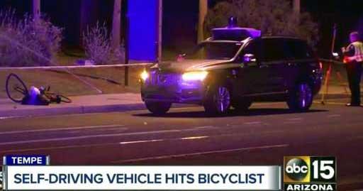 Αυτόνομο όχημα της Uber σκότωσε πεζή
